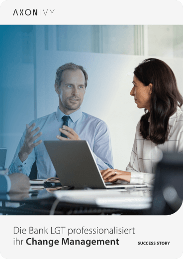 Change management as a success factor for financial institutes