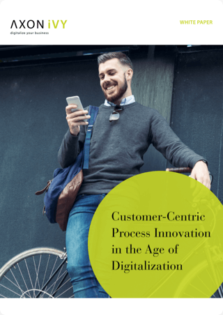 Customer-Centric Process Innovation in the Age of Digitalization